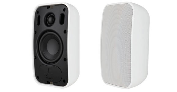 wall mounted speakers