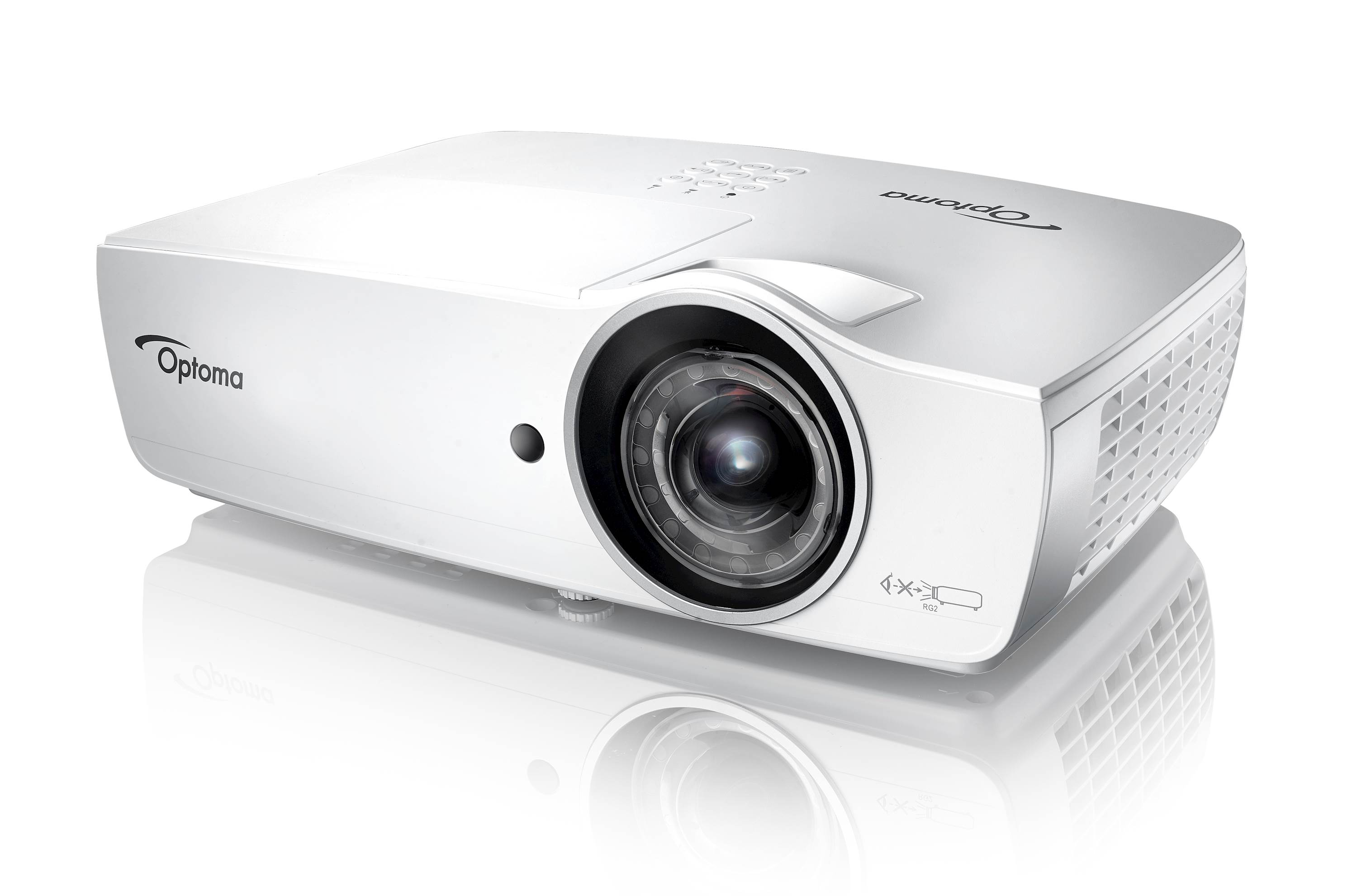 Optoma EH460ST - 4200 Lumens 1920 x 1080 (Full HD) Resolution Optoma Projector