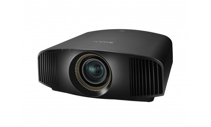 Sony VPL-VW320ES (Black) - 1500 Lumens 4096 x 2160 (4K) Resolution Sony Projector