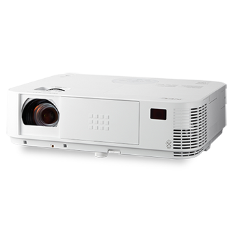 how to connect an nec projector to a macbook