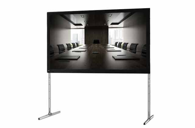 Celexon Mobile Expert 244 x 152 cm 16:10 Folding Frame Rear Projection Screen (1090826)