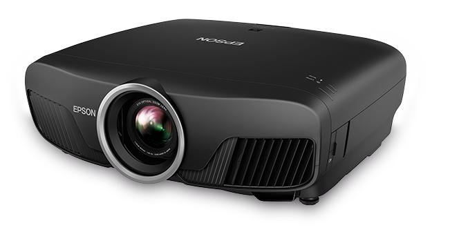 Epson EH-TW6040UB - 2500 Lumens 3840 x 2160 (UHD) Resolution Epson Projector
