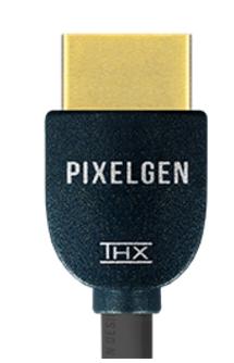 PixelGen Design HDMI (THX certified 4K interconnect 18Gbps) Cable - 0.5 m