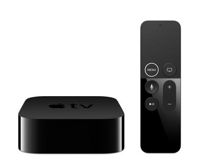 apple tv 32 kanaler