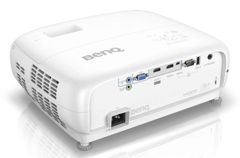 BenQ W1700 - 2200 Lumens 3840 x 2160 (UHD) Resolution BenQ Projector