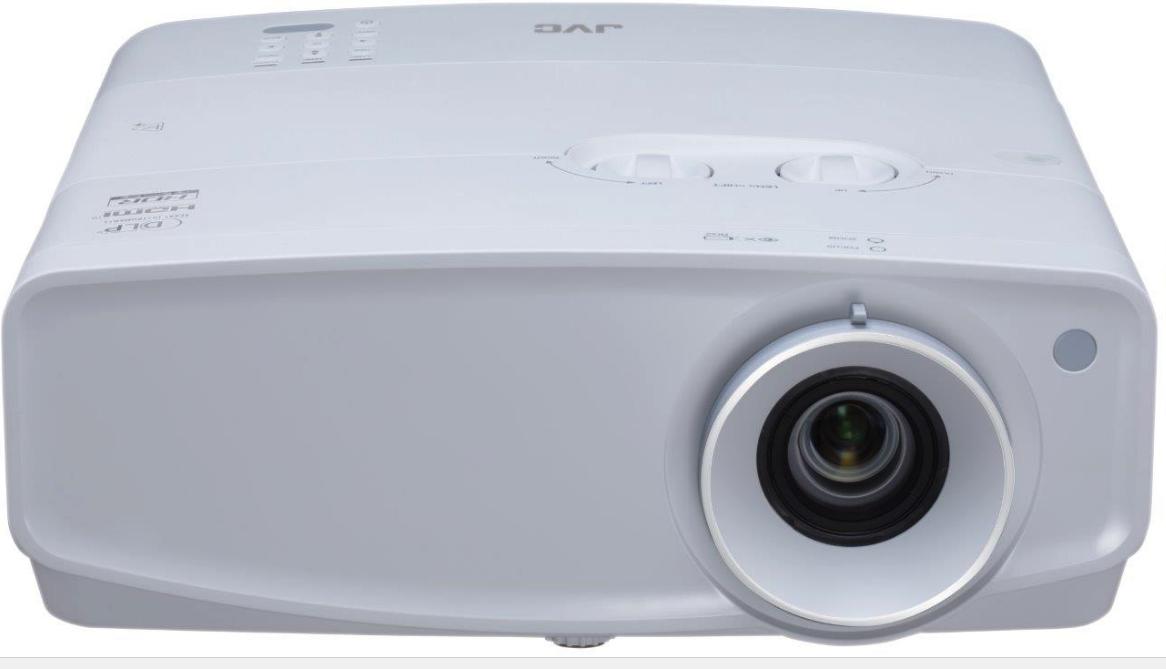 JVC-LX-UH1-WH - 2000 Lumens 3840 x 2160 (UHD) Resolution JVC Projector