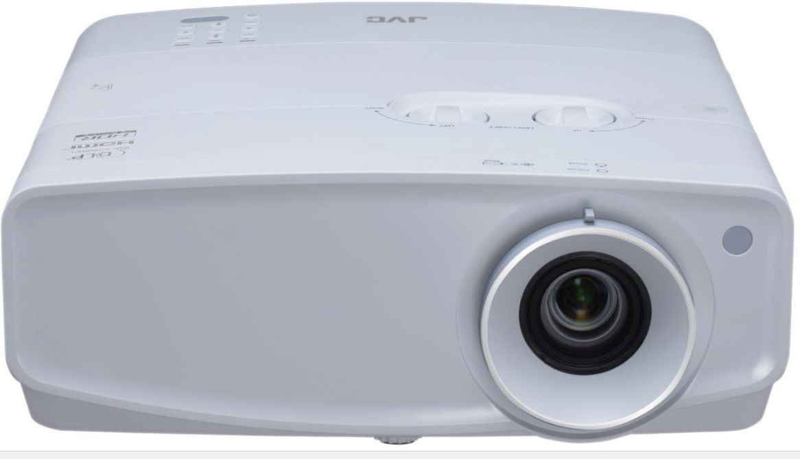 JVC LX-UH1 (White)