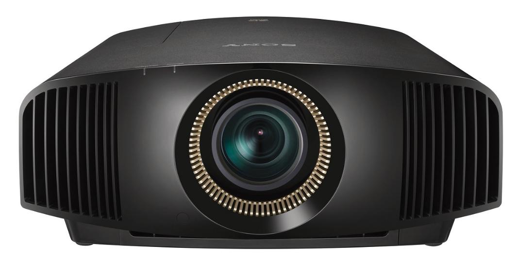 Sony VPL-VW550ES (Black) - 1800 Lumens 4096 x 2160 (4K) Resolution Sony Projector