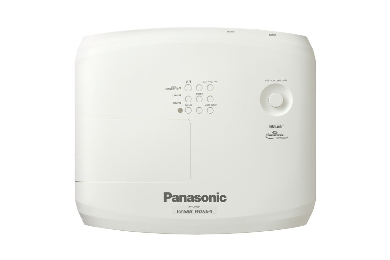 Panasonic PT-VZ580EJ - 5000 Lumens 1920 x 1200 (WUXGA) Resolution Panasonic Projector