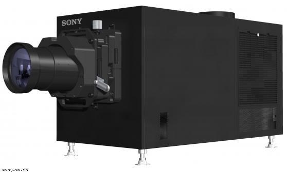 Spanish cinema chooses new Sony 4K SRX-R515P to stream