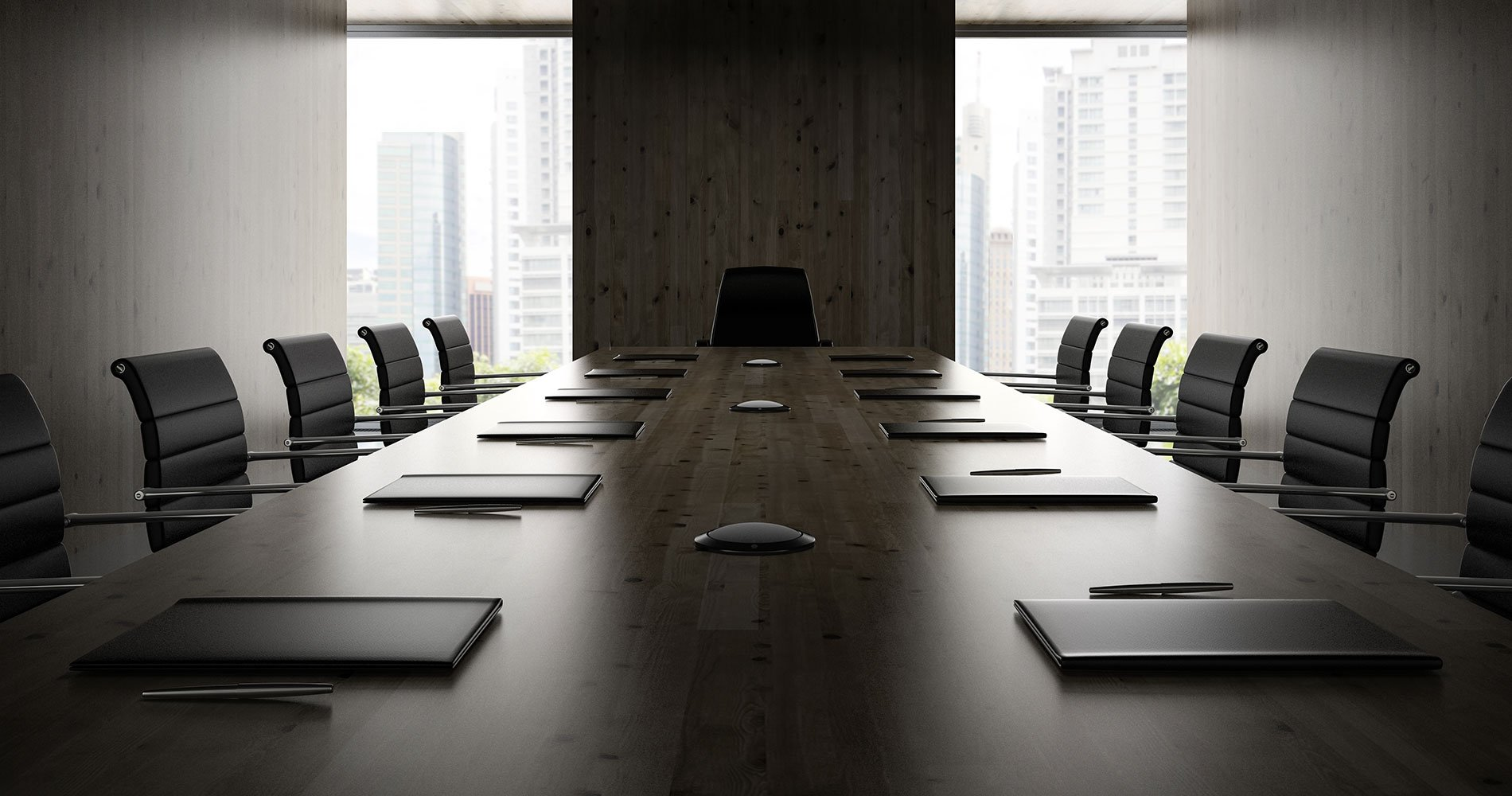 Boardroom Technology - For Meetings With Impact