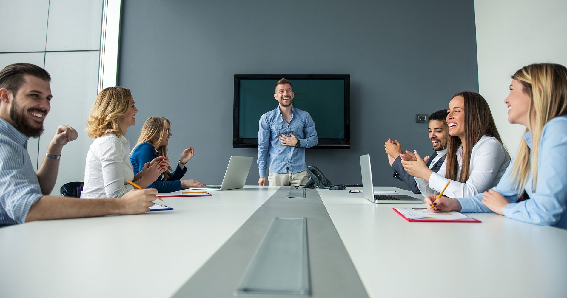 What Makes the Perfect Meeting Room?