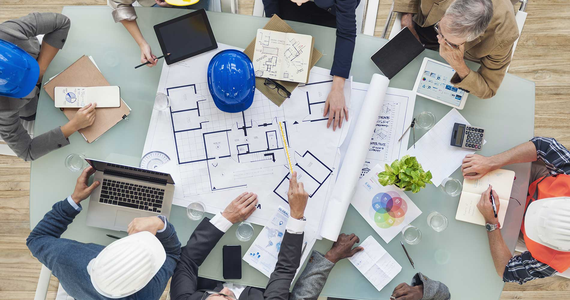 How Collaboration Technology Delivers from Design to Reality for Construction Projects