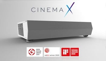 Optoma CinemaX P2