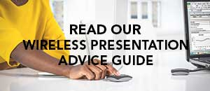 Expert advice and guidance from the projector experts