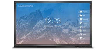 CleverTouch Touchscreen