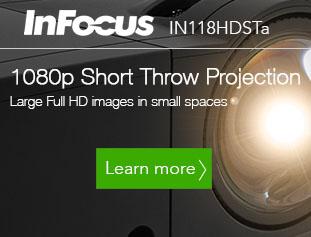 InFocus IN118HDSTa