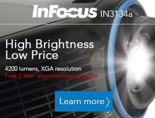 InFocus IN3134a