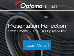 Optoma EH501